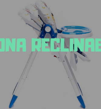 Trona reclinable multiposiciones